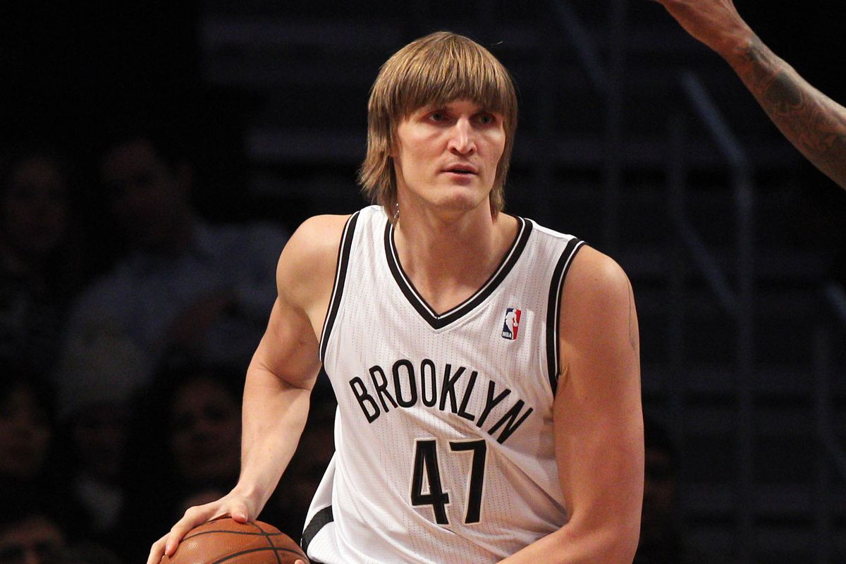 Andrei Kirilenko - NBA Players cheat on Wives