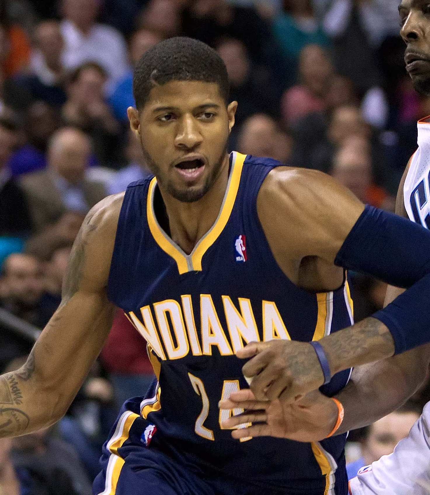 Paul George - NBA Players cheat on Wives