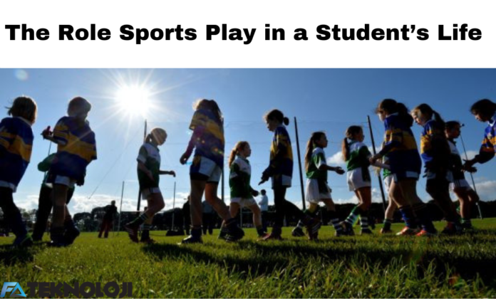 The Role Sports Play in a Student's Life